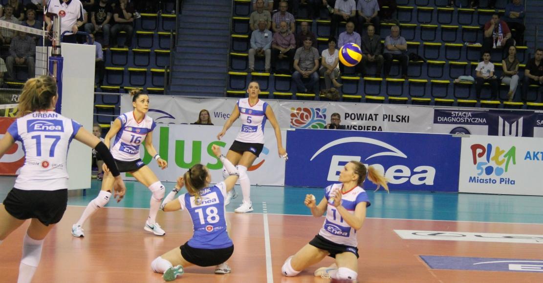 Międzynarodowy mecz siatkówki w Ryczywole z udziałem Mistrza Niemiec