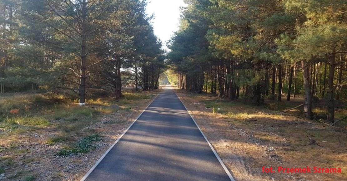 Będą kolejne ścieżki rowerowe w gminie Oborniki (film)