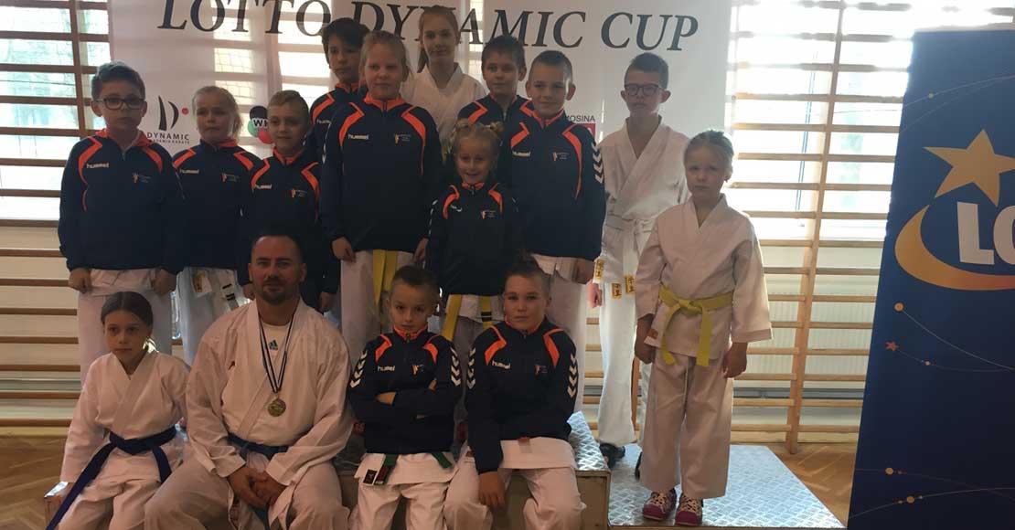Oborniccy Karatecy na ogólnopolskim turnieju karate w Mosinie