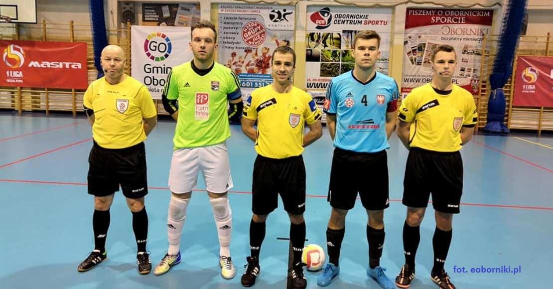 KS Futsal Oborniki - Team Lębork (film)