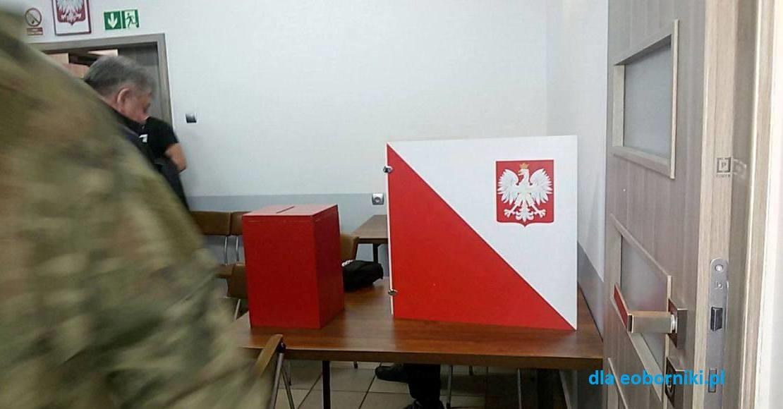 Gmina Oborniki: Gdzie jest twój lokal wyborczy?