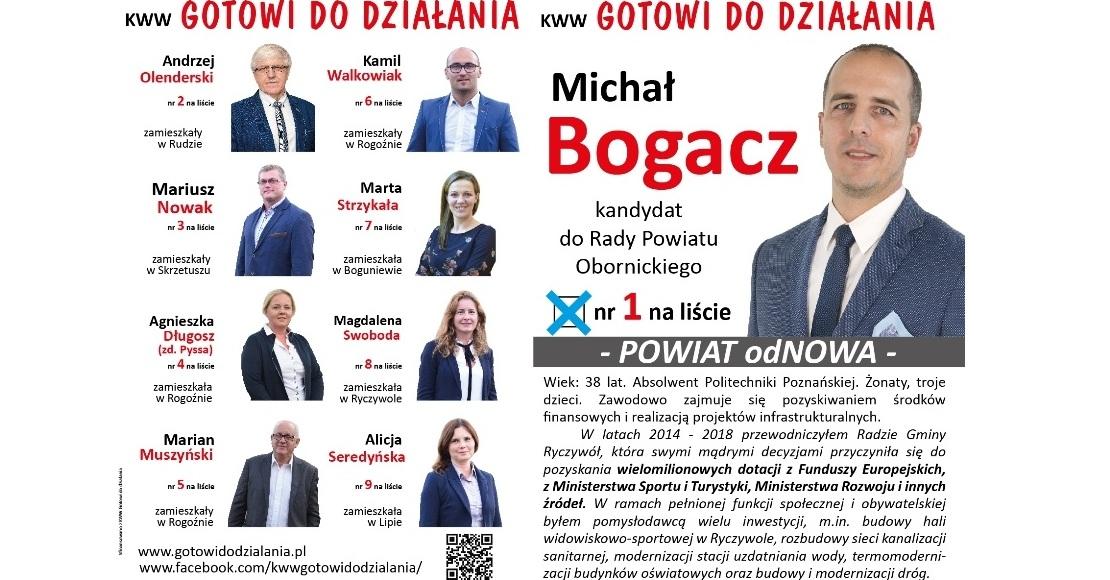 Gotowi Do Działania w Rogoźnie i Ryczywole