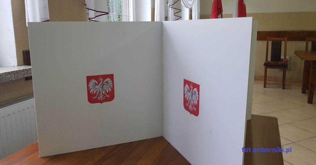 Frekwencja wyborcza w gminie Oborniki