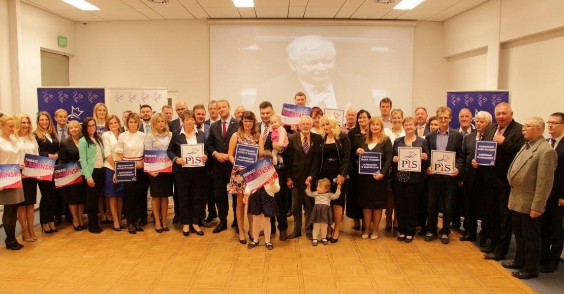 Kampania wyborcza KW Prawo i Sprawiedliwość