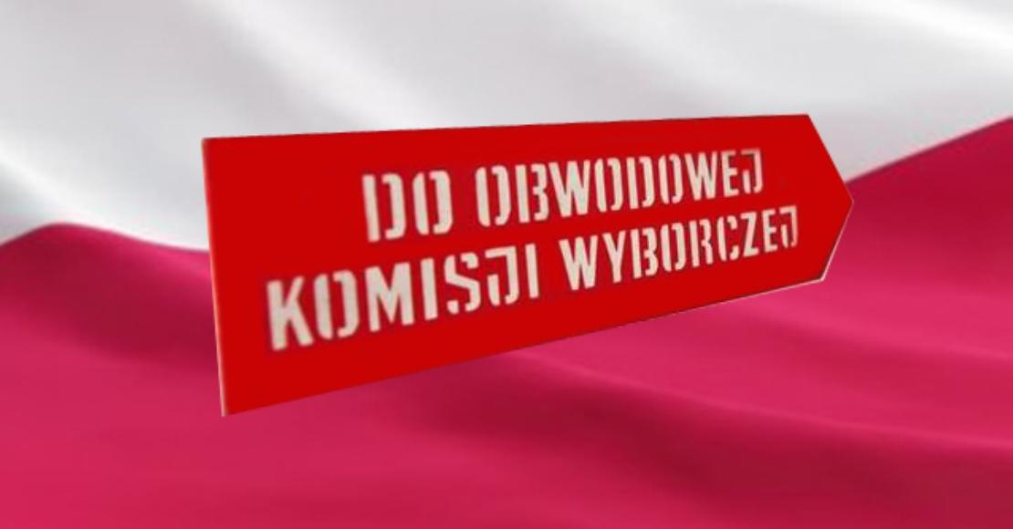 68,5% frekwencji w okręgu nr 5 w Rogoźnie!