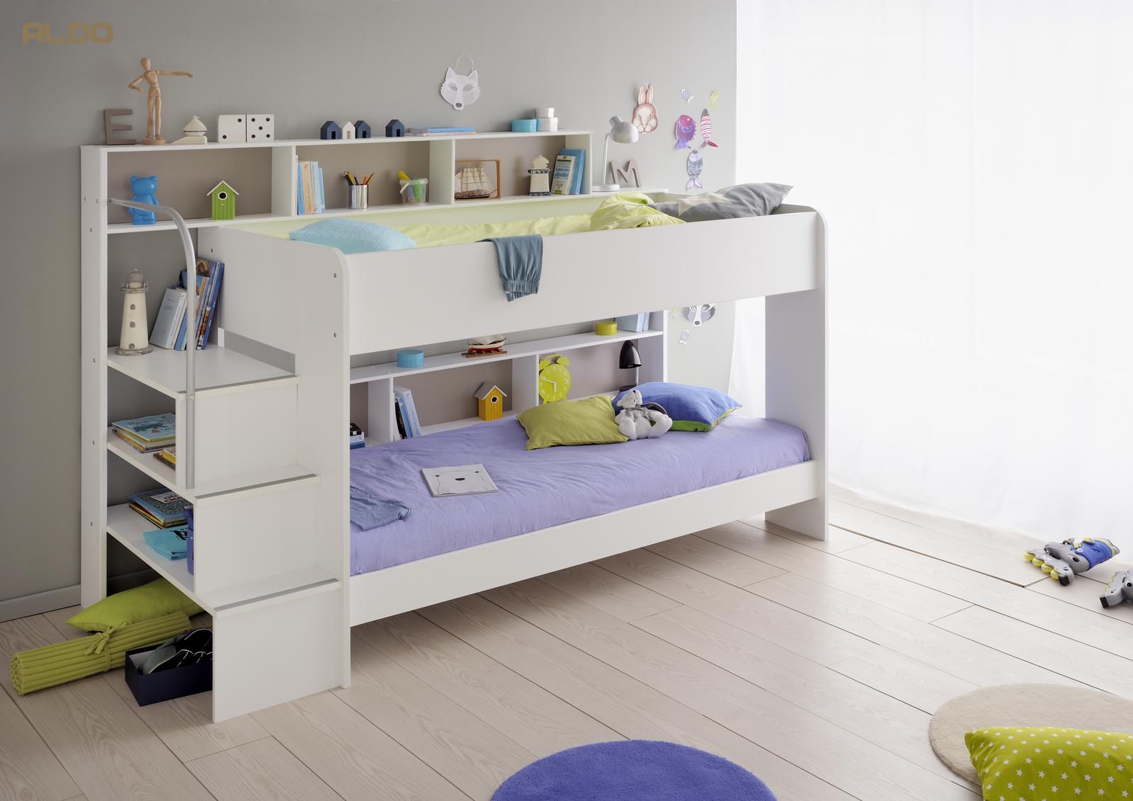 Dlaczego potrzebujesz piętrowego łóżka?