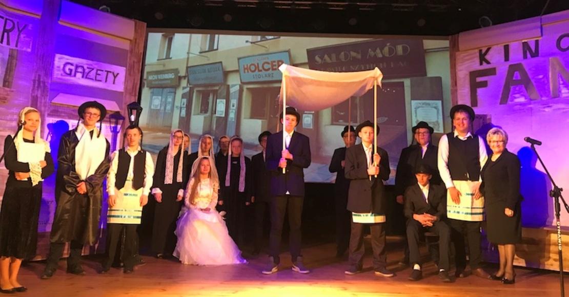 Dzień Kultury Żydowskiej  i Ogólnopolski konkurs wiedzy o judaizmie w Kowanówku (film)