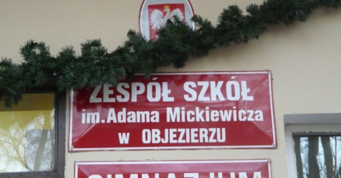 Rada Miejska zadecydowała o losie Zespołu Szkół w Objezierzu