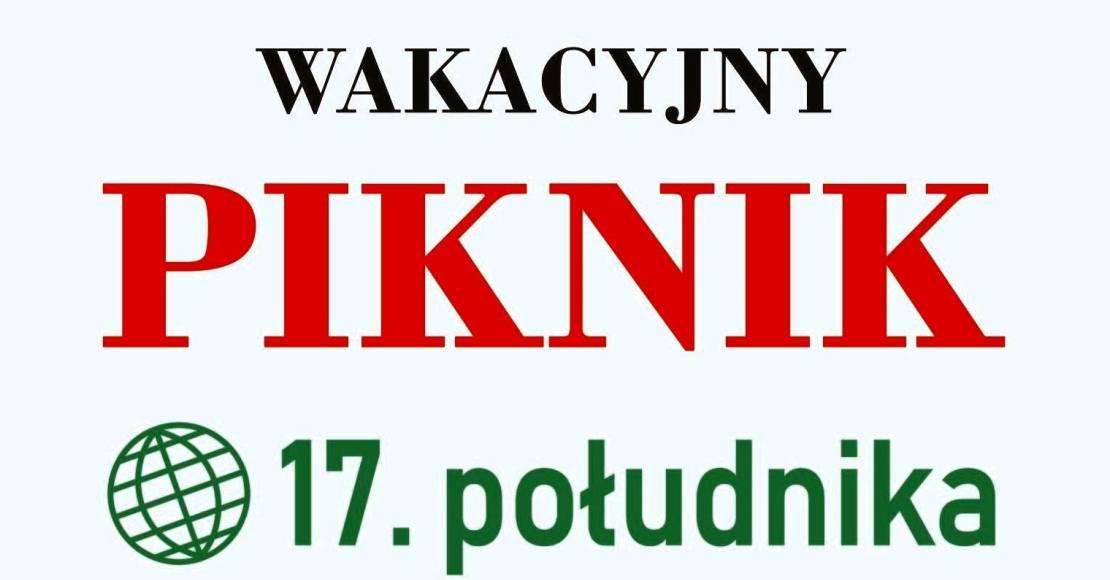 Dziś wakacyjny piknik 17 południka w Rogoźnie