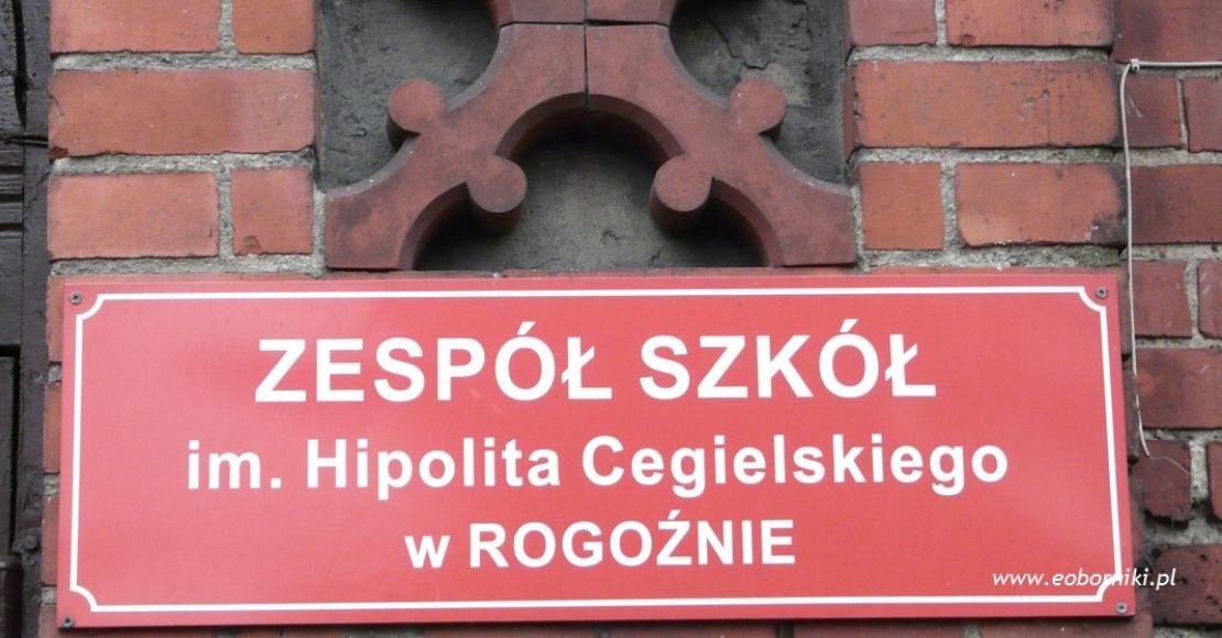 Skarga na dyrektora szkoły w Rogoźnie