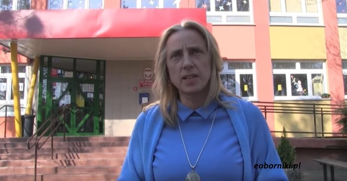Dyrektor L. Polcyn: Proszę o głosy na naszą szkołę
