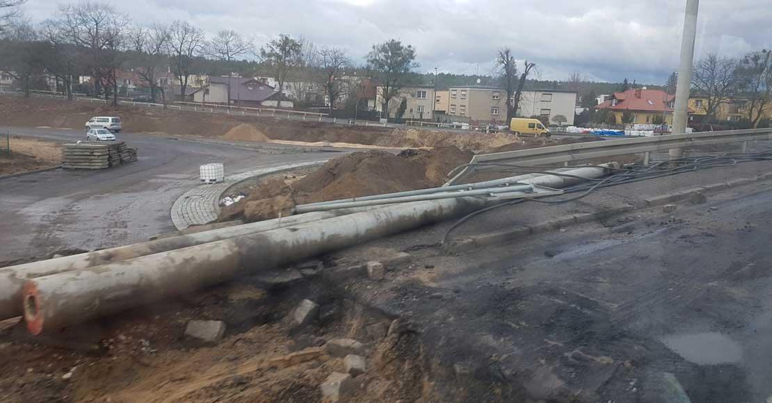 Przebudowa DK-11 w Obornikach