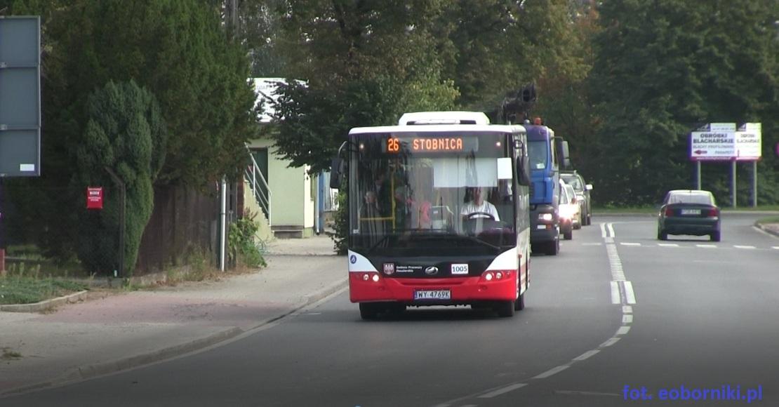Zmiany w Obornickiej komunikacji miejskiej