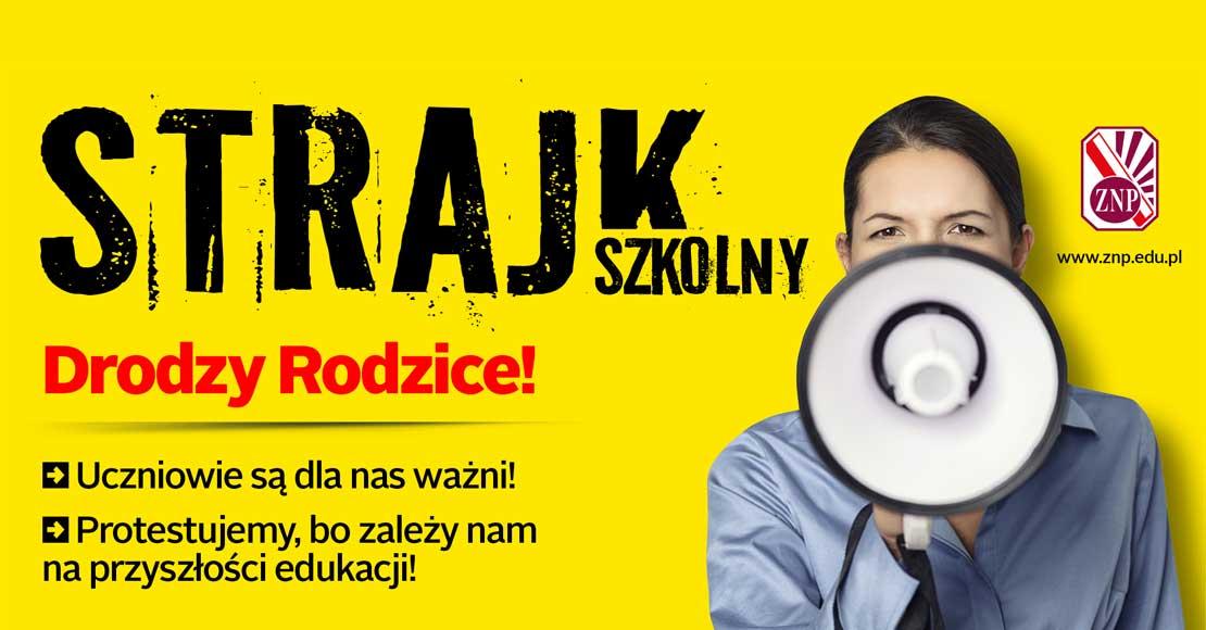 Co ze strajkiem w szkołach w Powiecie Obornickim?