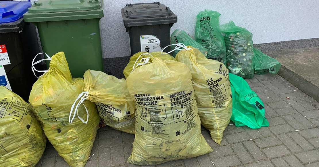 Wielkie sprzątanie w Kowanówku