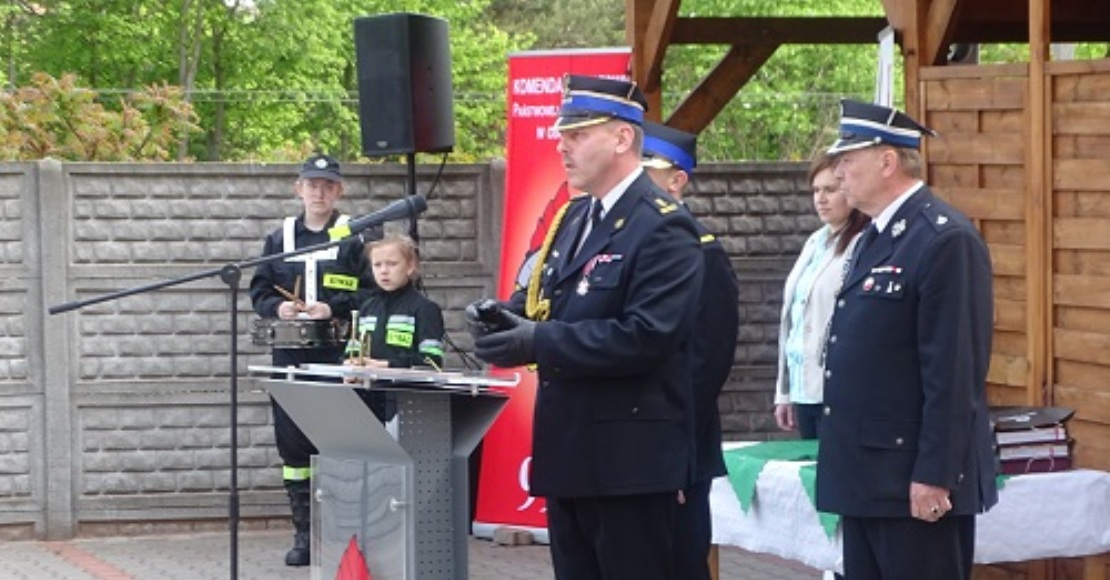 Powiatowy Dzień Strażaka w Obornikach (foto)