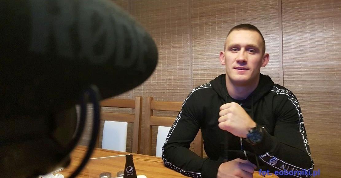 Tomasz Nowicki o najbliższych planach (film)