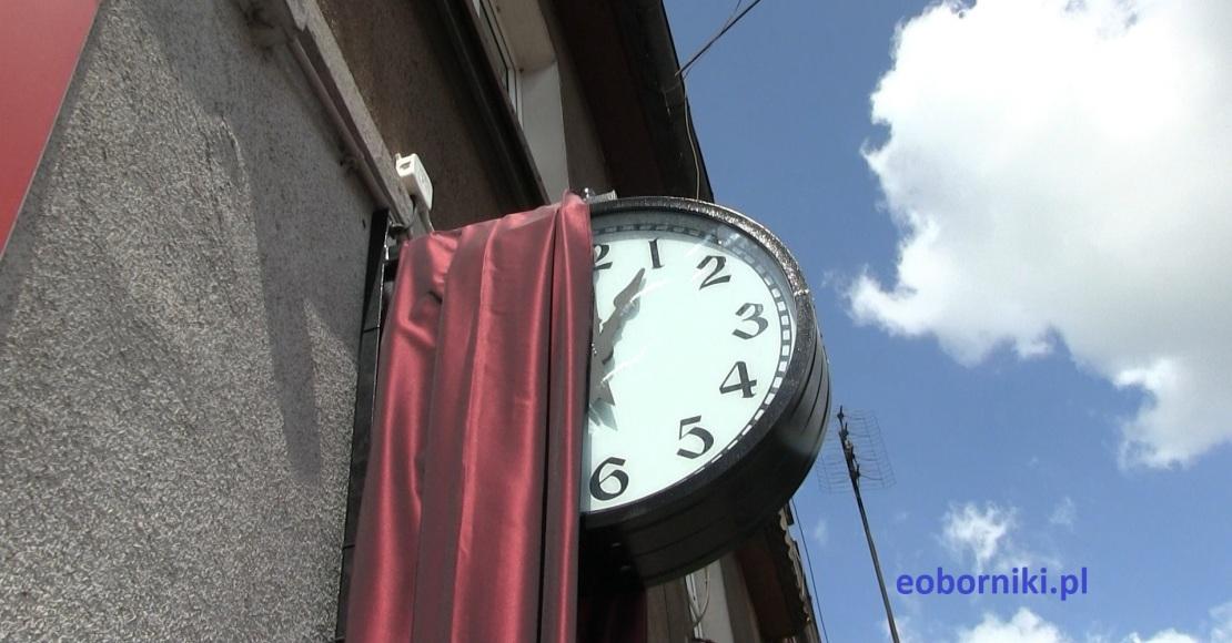 Uroczyste odsłonięcie zegara (film)