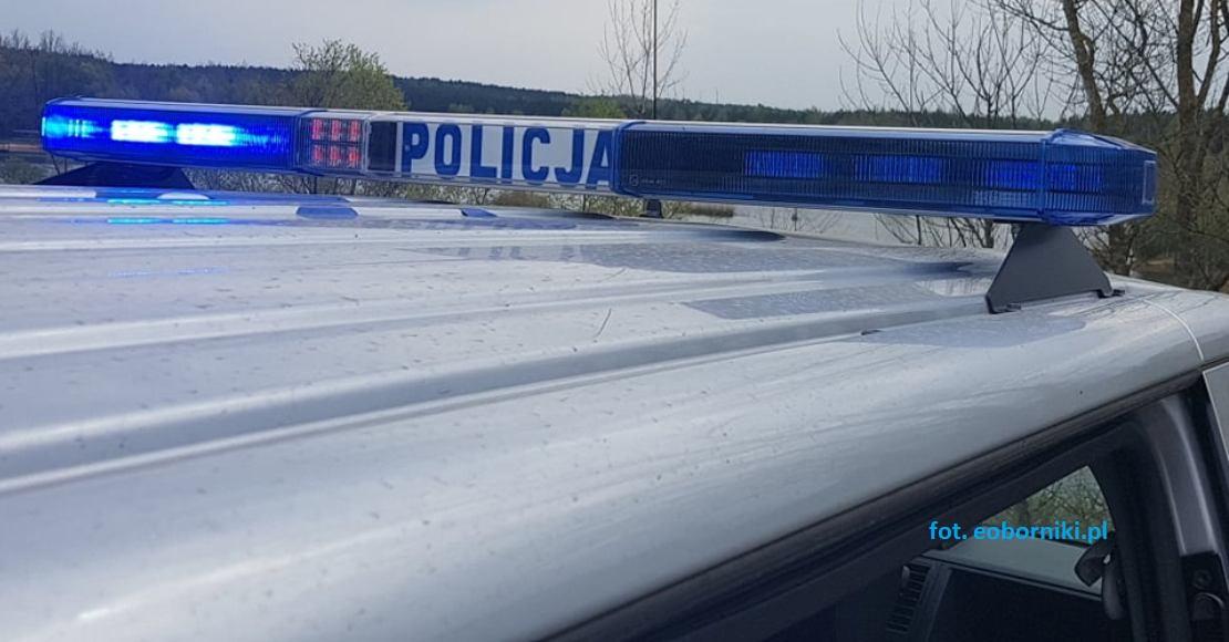 Zderzenie aut w Bogdanowie