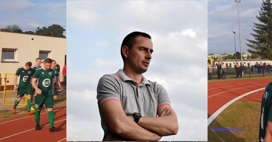 MKS Sparta Oborniki ma nowego trenera