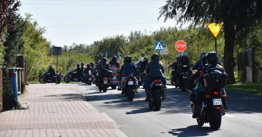 Zakończenie sezonu motocyklowego w Rogoźnie (foto)