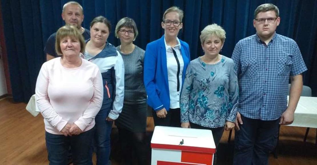 Anna Jęśko wybrana Sołtysem Ryczywołu