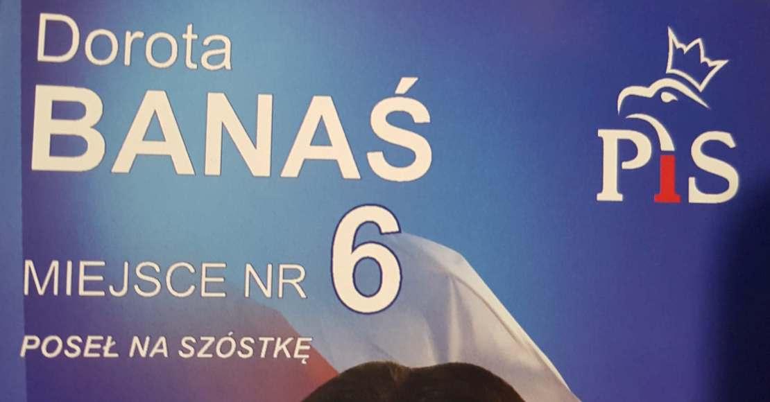 Rozmowa z Dorotą Banaś – kandydatką PiS w wyborach do Sejmu RP