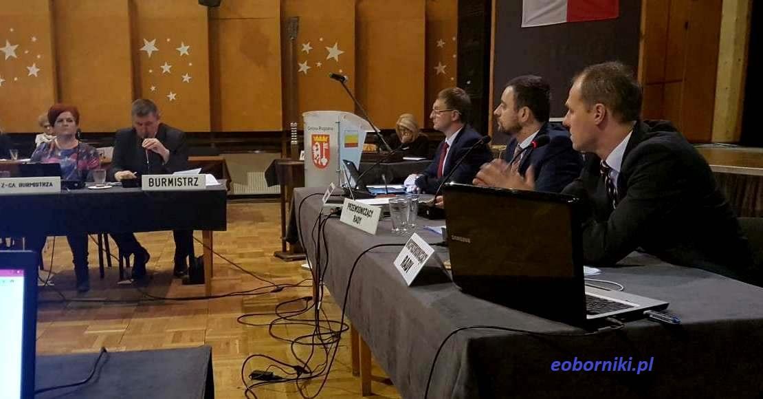 Chcą odwołać Prezydium Rady Miejskiej w Rogoźnie