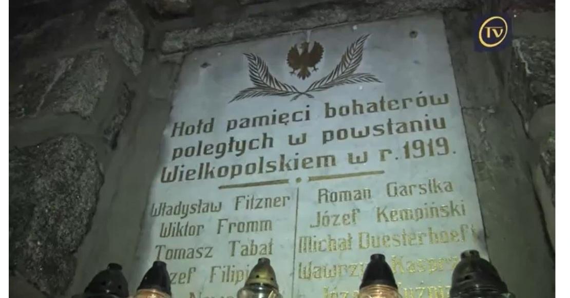 101. rocznica wybuchu Powstania Wielkopolskiego