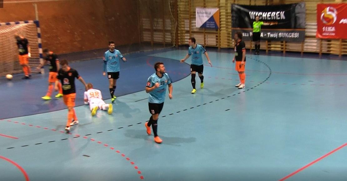 Wywiady po meczu KS Futsal - FC Toruń