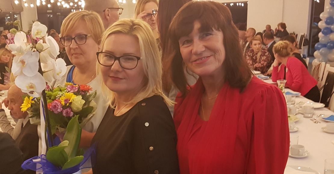 Karina Wojdanowicz i Julita Pawlaczyk z mandatem zaufania
