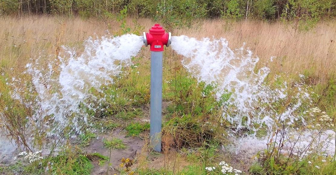 Duża awaria wodociągu w gminie Rogoźno