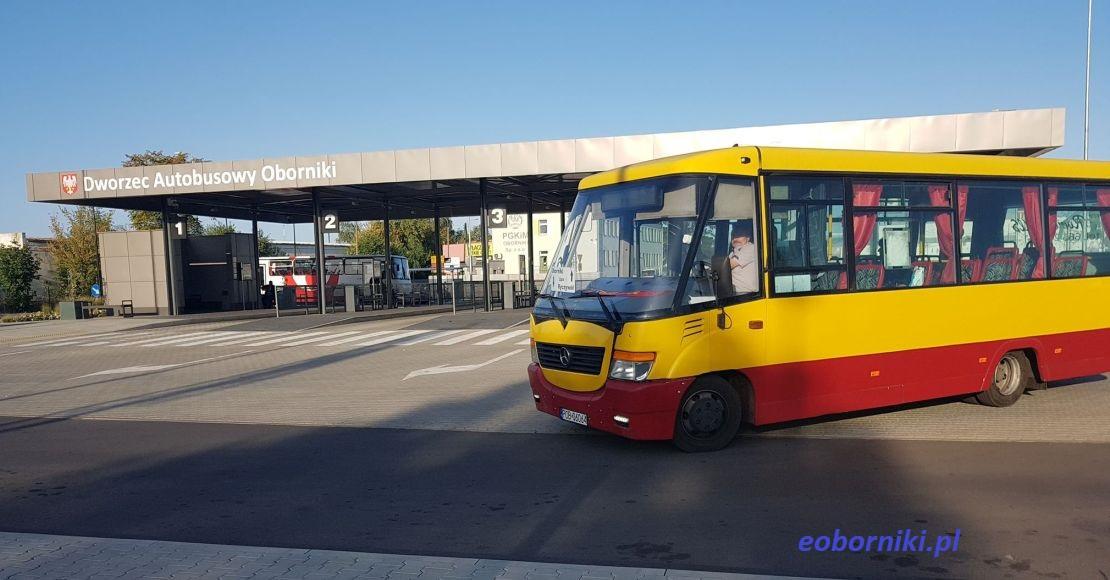 Zmiany w rozkładzie jazdy Romek Bus