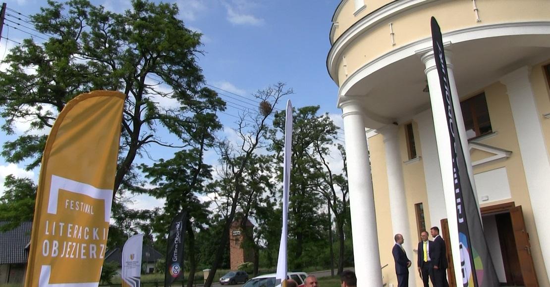 Trwa Festiwal Literackie Objezierze (foto)