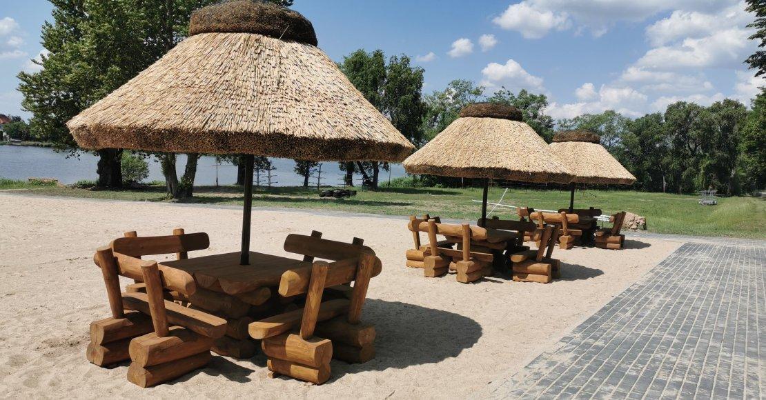 W Nienawiszczu i Rogoźnie otworzą sezon kąpielowy