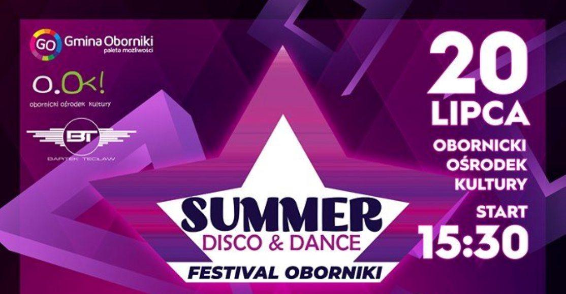 Spieszcie się po bilety na Summer Disco & Dance