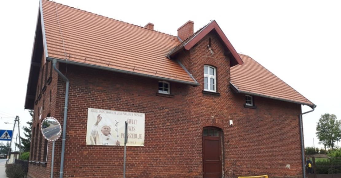 Gmina Rogoźno - raport ze szkół wiejskich