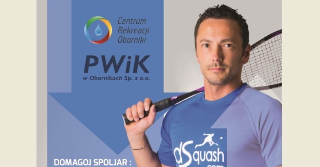 Trening grupowy w squasha - zapisz się!