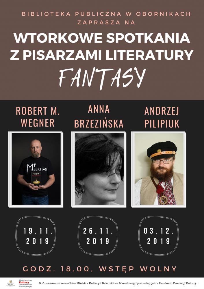 fantasy literatura