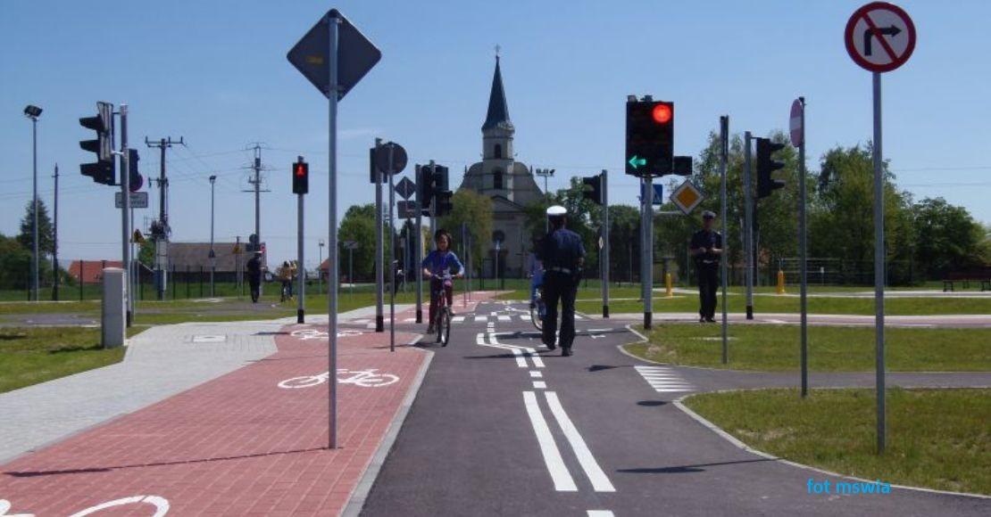 Powstanie miasteczko ruchu rowerowego