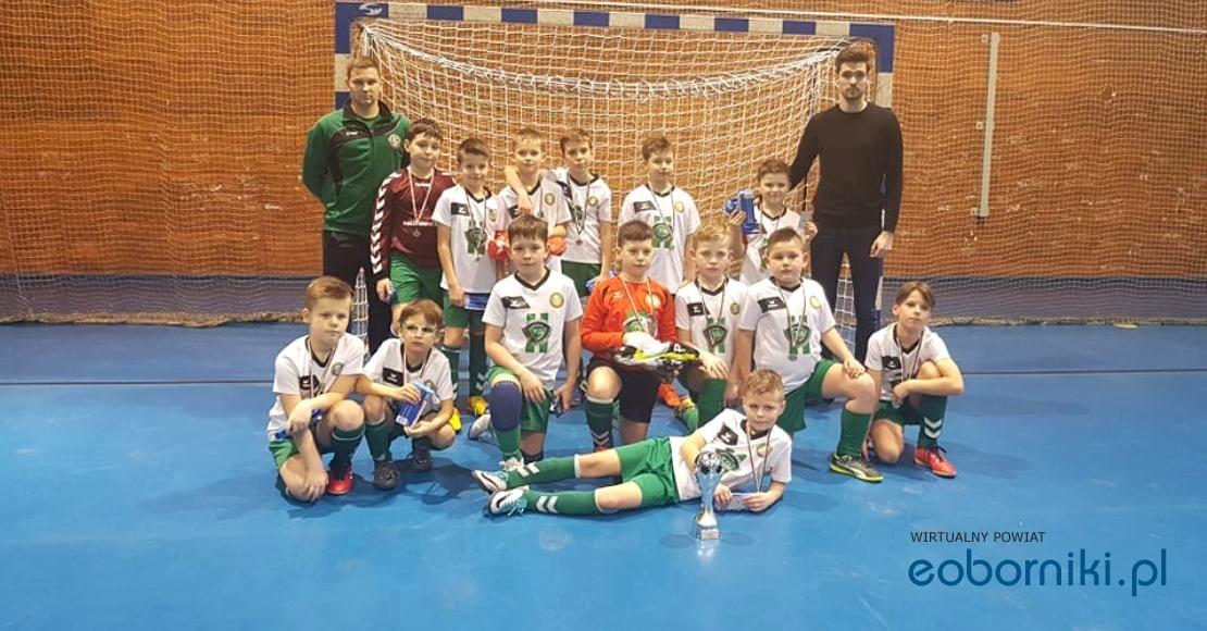 Sparta l Oborniki wygrała Sparta Futsal Cup 2019