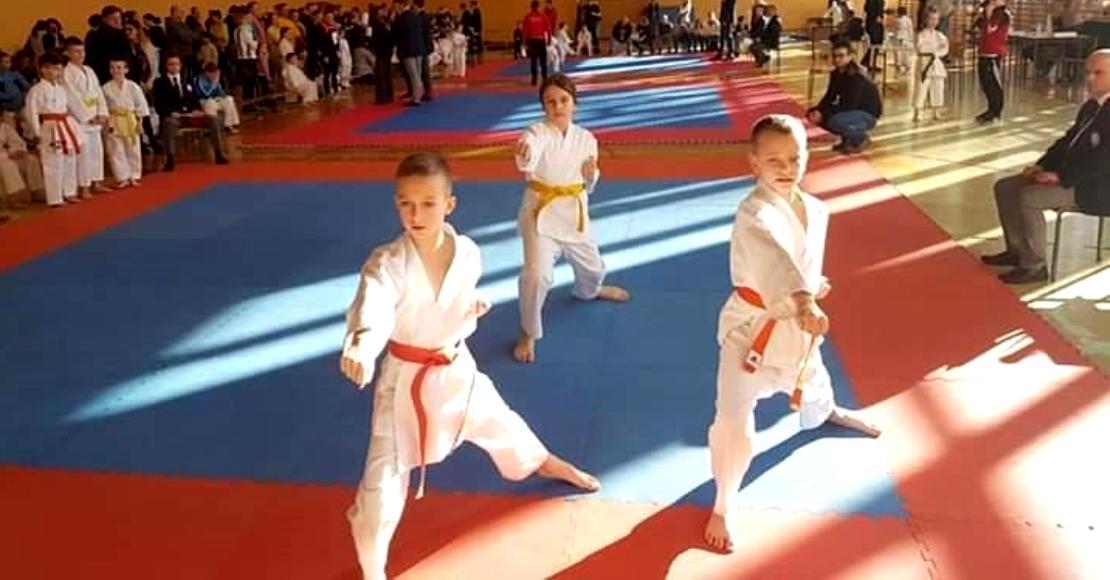 25 medali Karate Team Oborniki (foto)