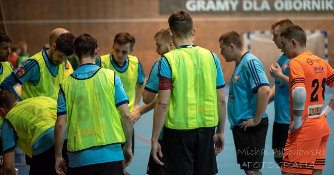 Ostatni mecz futsalistów w Obornikach