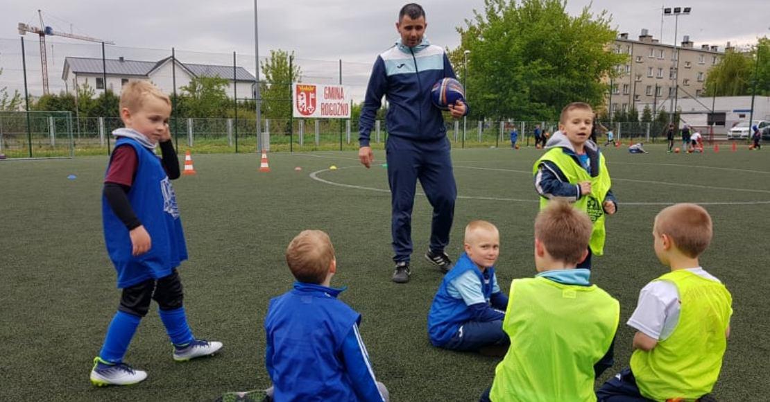 Dziś Wielkopolsko - Lubuskie Ligi Piłkarskie w Rogoźnie