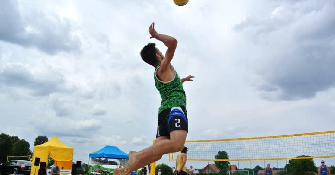 Beach Volley w Pruścach z licznymi nagrodami