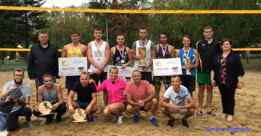Siatkarskie Grand Prix dla pary Matulis/Wieciorkowski