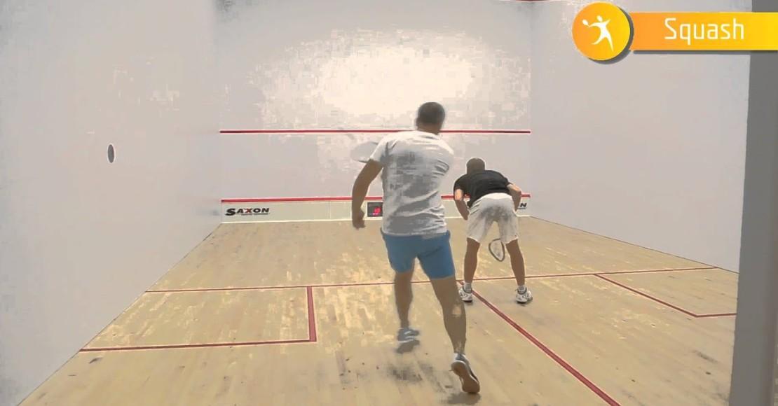 Treningi z instruktorem squasha już w czwartek