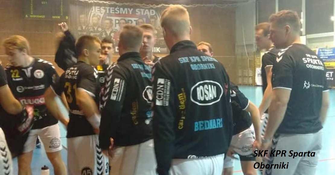 SKF KPR Sparta wiceliderem II ligi. Teraz wyjazd do Świdnicy