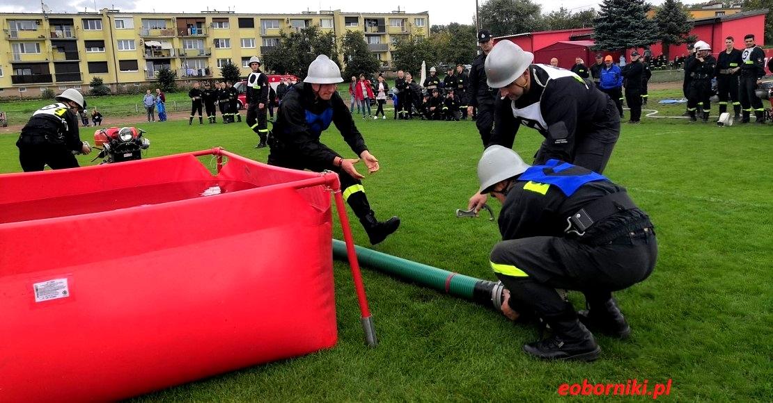Wyniki rywalizacji w Objezierzu