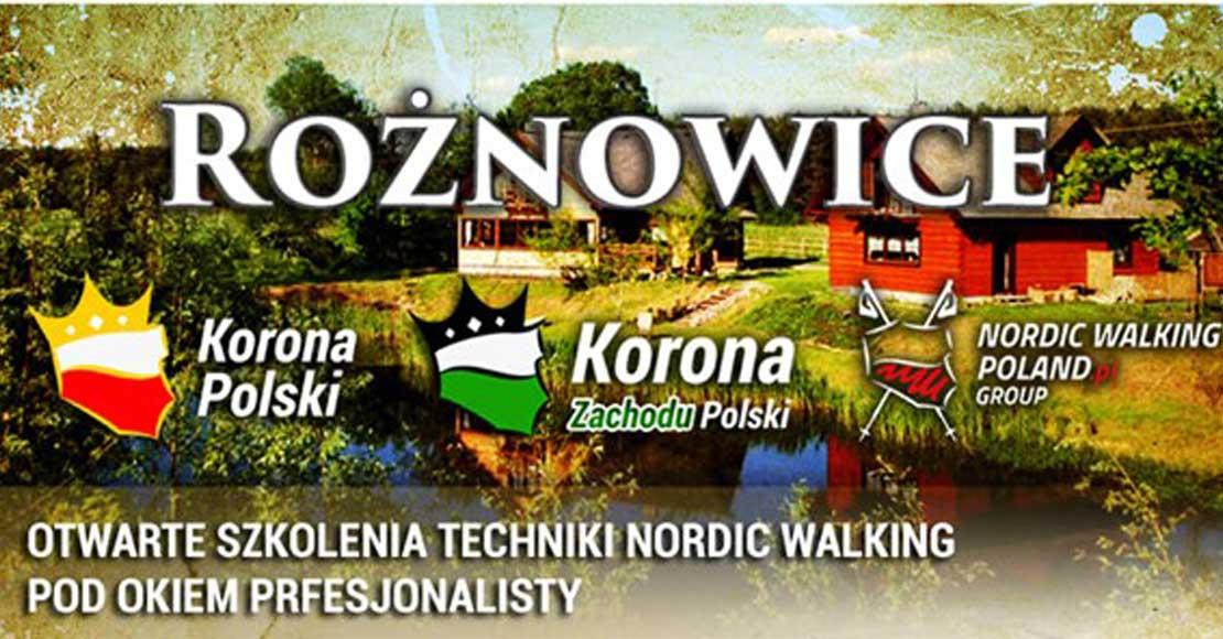Otwarte treningi Nordic Walking